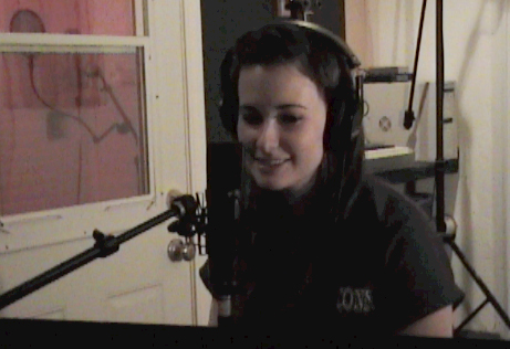Kacey Musgraves (Brain Machine Studio, Austin. 2008)